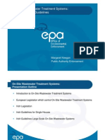 EPA on Site Wastewater Treatment Systems - Legislation and Guidelines_Workshop_Margaret_Keegan