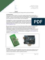Quad 303 Setup | Resistor | Power Supply