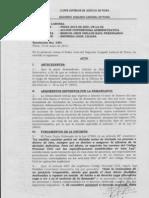Exp 006-2012 Contenciosa Administrativa Liliana Espinoza Leon - Cautelar