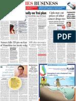 Times of India Sanjiv Bajaj