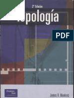 Topologia Munkres (español)