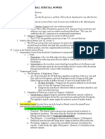 Outline Constitutional Law1