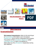 4.12 Microwave Link (Sdh & Pdh)