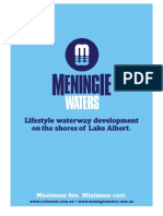 Meningie Waters Info Kit June 2012