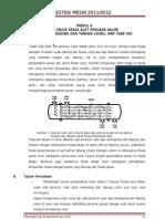 Modul 6 Unjuk Kerja He Sheel & Tube