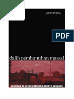 John Roosa-Dalih Pembunuhan Massal Gerakan 30 September Dan Kudeta Suharto-Institut Sejarah Sosial Indonesia, Hasta Mitra(2008)