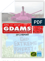 GDAMS 2012 Final Report