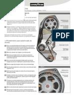 Como Trocar a Correia Dentada Fiat 1.0l e 1.5l 8v