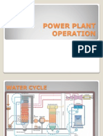 Power Plant Operation