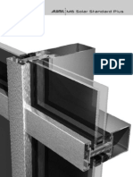 Catalog Alumil Standard Plus M6