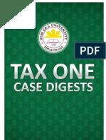Tax 1 Digests