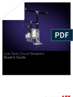 ABB Live Tank Circuit Breakers-Buyers Guide