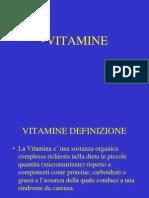 Vitamine Per Alimentazione Zootecnica Integrato