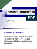 Control Automatic o