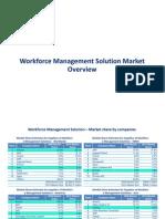 Workforce Management Solution