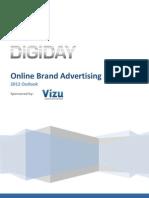 2012 Online Brand Advertising Outlook