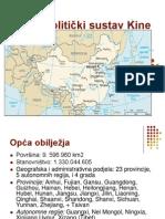 Politicki Sistem Kine