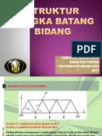 Struktur Rangka Batang Bidang6