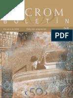 ICCROM Newsl35-2009 Es
