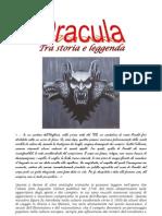 Dracula Tra Storia e Leggenda