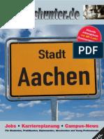 2012 Unimagazin Aachen Sommersemester PDF