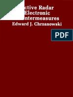 Active Radar Electronic Countermeasures - Chrzanowski [9780890062906] [1990]