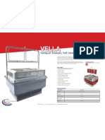 Vella Hotspot Freezers | Capital Cooling Ltd
