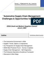 Automotive Supply Chain Management Challenges3822