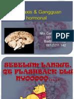 HPO Axis & Gangguan Hormonal