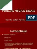 Perícias Médico Legais