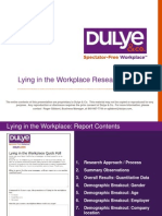 Dulye & Co. Lying in the Workplace Research Results Report 062212 FINAL (1)