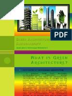 Green Architecture(Condominium)-Sarah Jane Pahimnayan