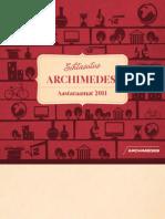 SA Archimedes aastaraamat 2011