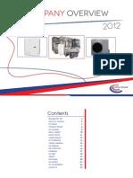 Company Overview |  Capital Cooling Ltd