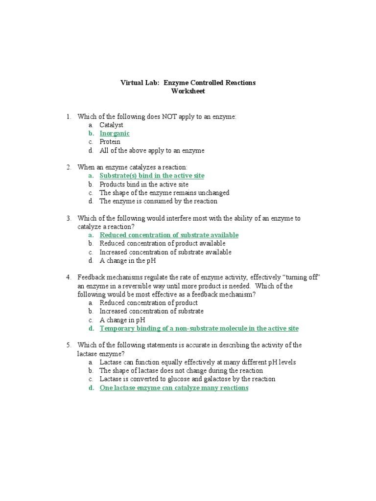 worksheet Chemical Reaction Types Worksheet all grade worksheets types of chemical reactions worksheet answers richard kilgo enzyme controlled worksheet