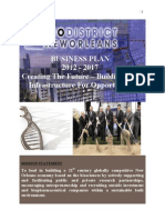 BioDistrict Business Plan