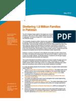 Sheltering 1.8 Million Families in Pakistan_0