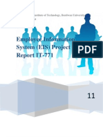 Employee Information System Documentation