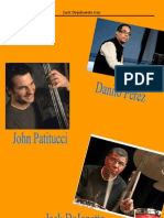 Jack DeJohnette Trio