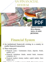 indianfinancialsystemppt-FMS 1