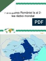 Participarea României la al 2-lea război mondial