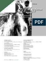 Manual en Defensa Del Agua 2007