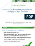 Password Synchronization