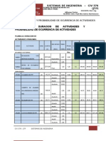 Informe Segunda Parte Sistemas de Ingenieria