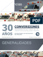 Ambulancia Tipo Tres