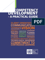 OHRM_CDG_The UN Competency Development a Practical Guide