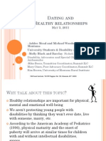 Dating Healthy Rel 2011