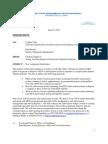 EPA IG Letter