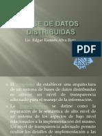 Base de Datos Distribuidas s6
