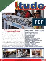 Jornal ATITUDE/Sindialimentação - Junho 2012